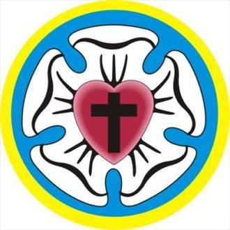 Adesivo Rosa De Lutero