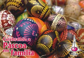 Celebrando Pascoa em Familia 2010